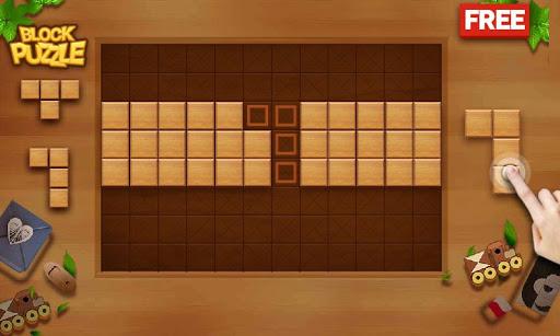 Wood Block Puzzle android2mod screenshots 23