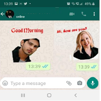 Animated Sticker Maker for WhatsApp