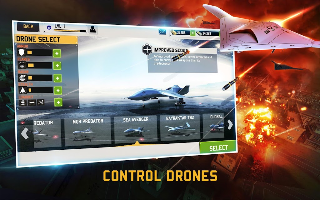 Drone : Shadow Strike 3  poster 18