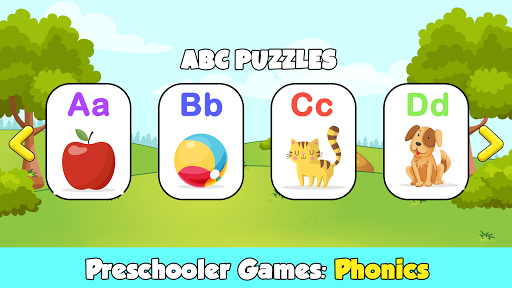 ABC Kids Games - Phonics to Learn alphabet Letters 15.0 screenshots 3