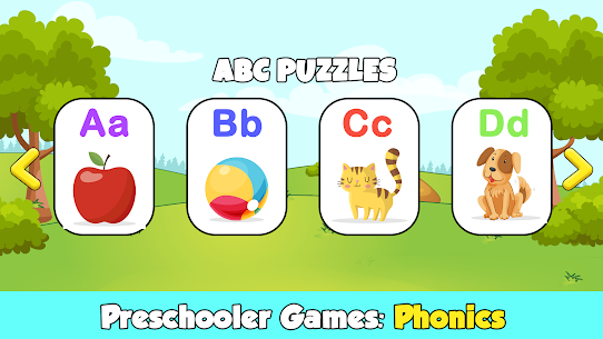 ABC Kids Games – Phonics to Learn alphabet Letters 3