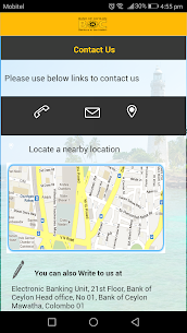 "Bank of Ceylon Mobile Banking""B app"" Mobile Application 5"