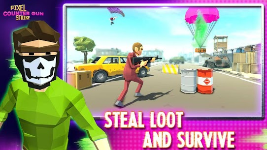 Counter Gangster City Strike: Battle Royale 2021 Hack Online (Android iOS) 5