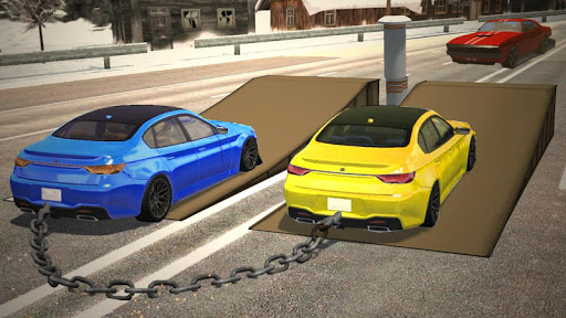 Chained Car Racing Games 3D 3.0 screenshots 4