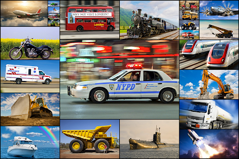 Cars, Trucks, & Trains Jigsaw Puzzles Game 🏎️ 28.0 screenshots 1