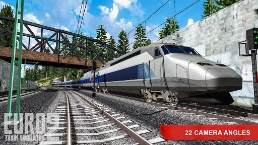 Télécharger Gratuit Euro Train Simulator 2 apk mod screenshots 3