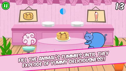 Bunny Pancake Kitty Milkshake - Kawaii Cute Games 1.5.8 screenshots 2