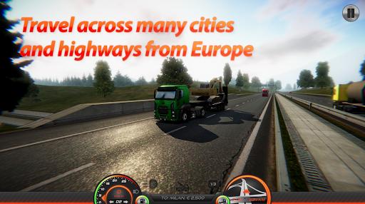 Truckers of Europe 2 (Simulator)  screenshots 6