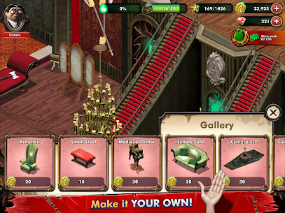 Addams Family: Mystery Mansion MOD APK 0.3.6 (Unlimited Coin) 15
