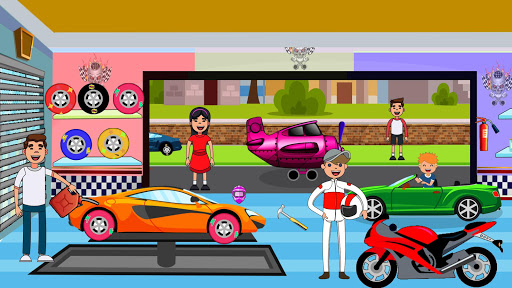 My Luxury Mansion Life: Rich & Elite Lifestyle 1.0.5 screenshots 9