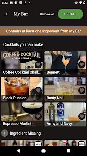 Shake and Strain Cocktail Recipes Mod Apk (Premium Activated) 8