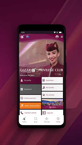 Qatar Airways apktram screenshots 8