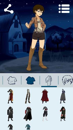 Avatar Maker: Anime Boys android2mod screenshots 19