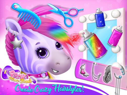 Pony Sisters Pop Music Band - Play, Sing & Design 6.0.24419 Screenshots 23