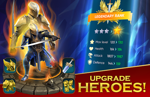 BlitZ: Rise of Heroes