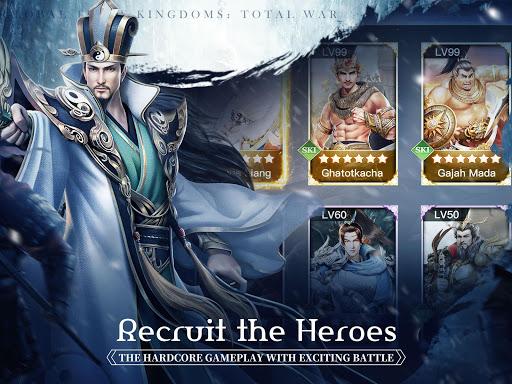 Three Kingdoms: Heroes Saga  screenshots 8