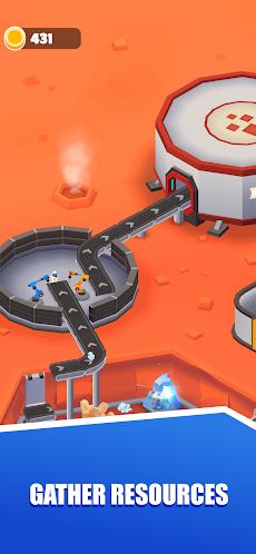 Mars Idleのおすすめ画像3