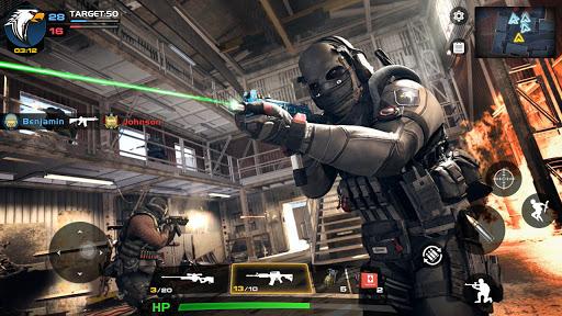 Critical Action :Gun Strike Ops - Shooting Game  screenshots 11