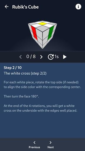 Cube Solver  screenshots 3