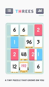 Threes! 1.3.768 (Mod) (Sap)