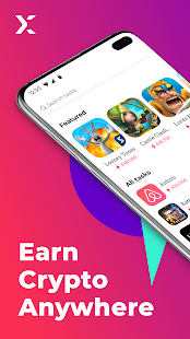StormX: Shop and earn or play and earn free crypto Screenshot