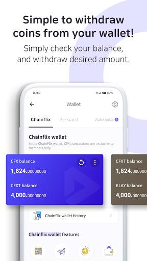 Chainflix u2013 Watch Videos & Earn Coins! android2mod screenshots 5