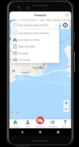 Mobil Kaza Tutanağı screenshots 2