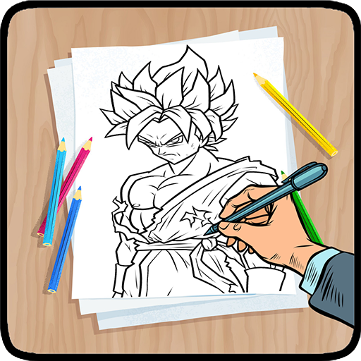 How To Draw Cartoon Anime  Screenshots 17