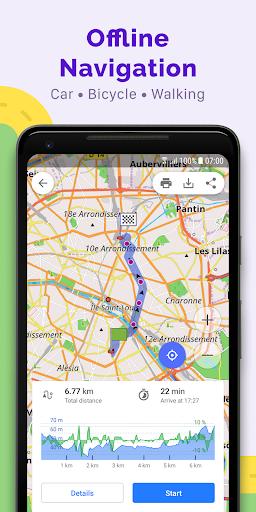Download OsmAnd+ — Offline Maps, Travel & Navigation mod apk 1