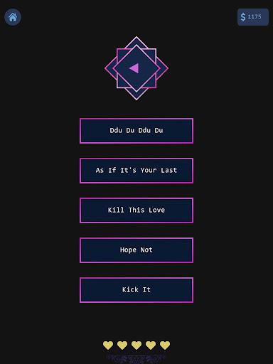 BLINK - BlackPink game  Screenshots 6
