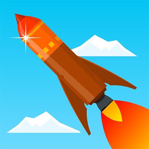 Rocket Sky! Icon