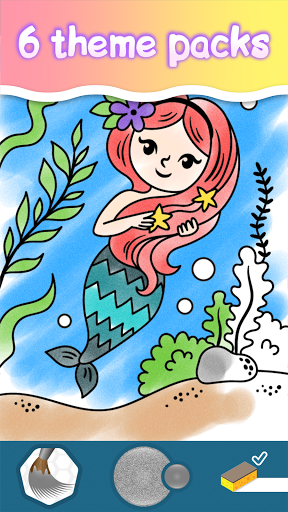Coloring pages for little princesses  screenshots 13