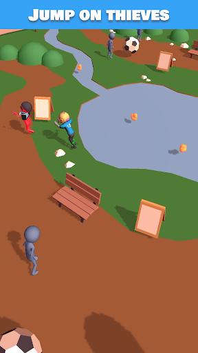 Catch the thief 3D  screenshots 2