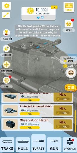 Idle Tanks 3D 0.7 screenshots 1