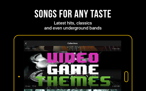 Ultimate Guitar: Tabs & Chords 6.5.7 Screenshots 7