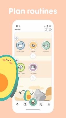 Avocation - Habit Tracker & Routine Plannerのおすすめ画像1
