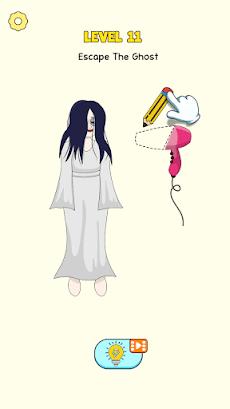 Delete Puzzle: Erase Herのおすすめ画像4