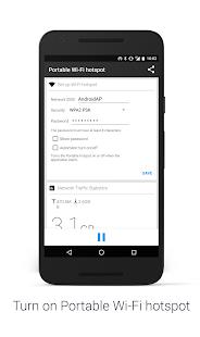 Portable Wi-Fi hotspot 1.5.2.4-24 Screenshots 4