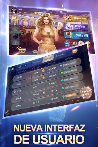 Texas Poker Espau00f1ol (Boyaa) 6.3.0 screenshots 1
