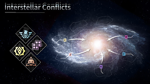 Clash of Stars: Space Strategy Game 7.0.2 screenshots 1