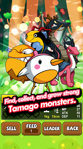 TAMAGO Monsters Returns android2mod screenshots 4