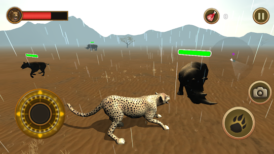 Cheetah Chase Simulator  For Pc | How To Download Free (Windows And Mac) 2
