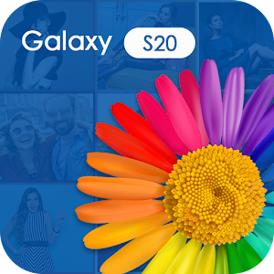 Gallery for Samsung gallery for galaxy s20 ultra 1.0 by Ringtone Wallpaper logo