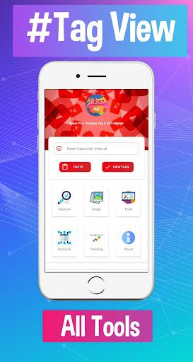 tuber pro - tags & seo master screenshot 1