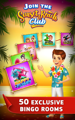 Tropical Beach Bingo World 8.2.0 screenshots 7