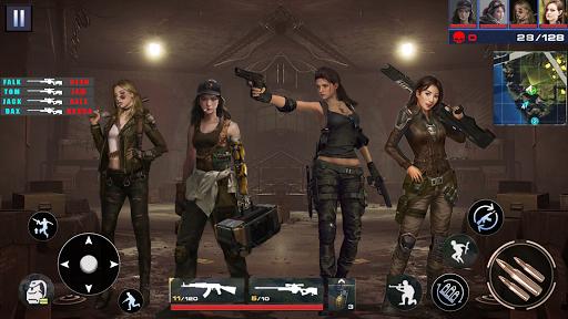 Real Commando Shooting FPS Game: Sniper Shooting  screenshots 18