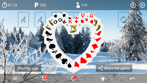 Solitaire: Free Classic Card Game  screenshots 7