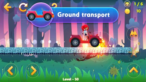 Tricky Liza: Adventure Platformer Game Offline 2D 1.1.41 screenshots 5