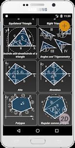Geometryx: Geometry – Calculator 3.0 Apk 2