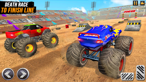 Real Monster Truck Demolition Derby Crash Stunts  Screenshots 14